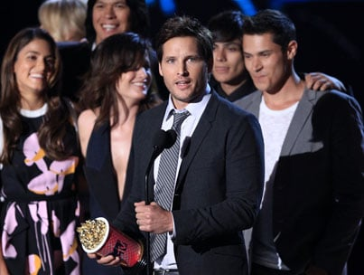 Parents' Group Declares Itself Outraged Over MTV Movie Awards' F-Bomb Frenzy