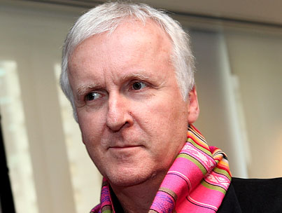 "BUZZINGS: James Cameron Apologizes For BP ""Morons"" Comment"