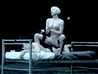 """A Detailed Analysis of Lady GaGa's New """"Alejandro"""" Video (VIDEO)"""