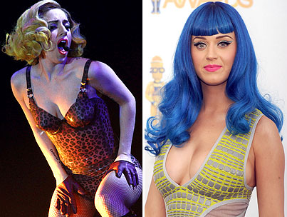 Did Katy Perry Dis Lady GaGa's 'Alejandro' Video?
