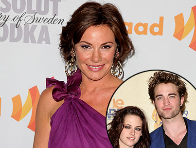 BUZZINGS: 'Real Housewife' Is A Fan Of Robert Pattinson And Kristen Stewart