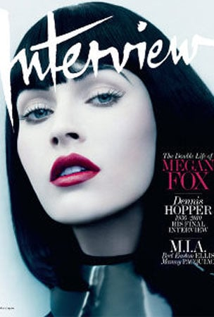 Megan Fox Admits That She's A Liar