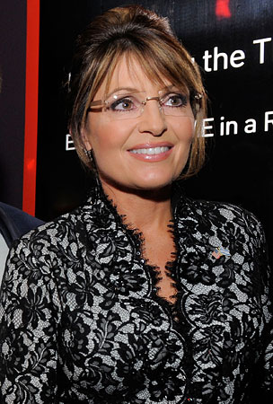 Sarah Palin Did Not Get Breast Implants