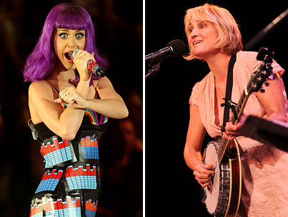 "Katy Perry Ripped Apart By Original ""I Kissed A Girl"" Singer"