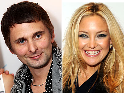 Is Kate Hudson Dating Muse's Matthew Bellamy?