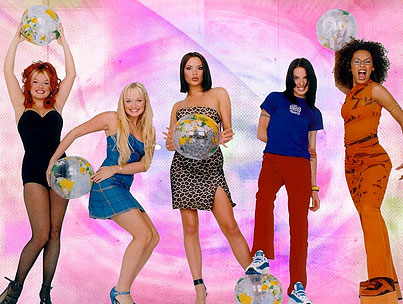 BUZZINGS: Spice Girls Musical In The Works