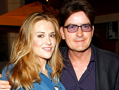 BUZZINGS: Charlie Sheen And Brooke Mueller Split