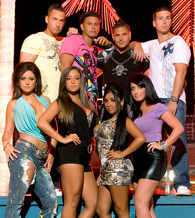 The 'Jersey Shore' Cast Is Heading for the Guido Unemployment Line