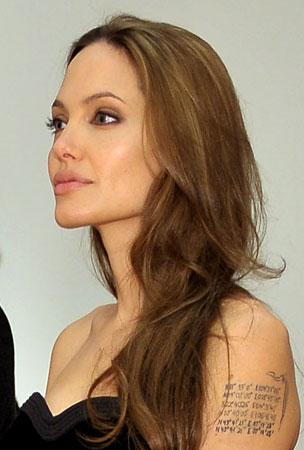 Angelina Jolie Catching Heat for Cleopatra Role