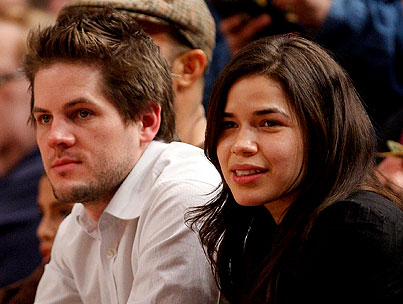 America Ferrera Is Engaged