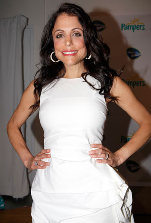 Bethenny Frankel Denies Post-Baby Tummy Tuck