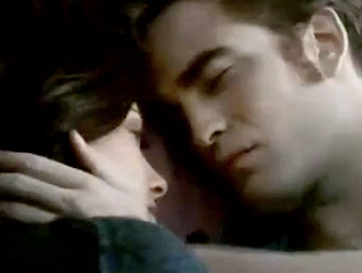 Robert Pattinson and Kristen Stewart Get Kissier Than Ever in New 'Eclipse' Clip (VIDEO)