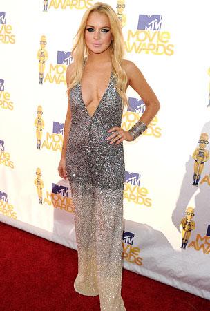 Lindsay Lohan: Will Strip for Handbags