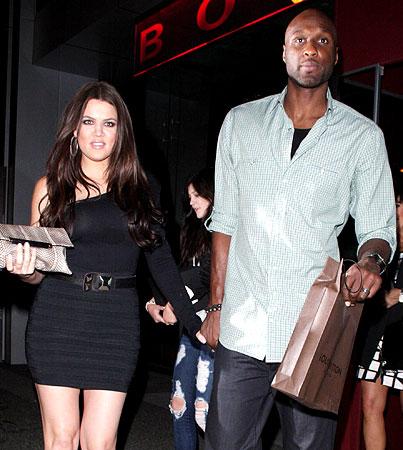 Khloe Kardashian Knows How To Keep Husband Happy