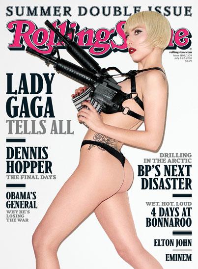 Lady GaGa Admits Her Fear of Infants