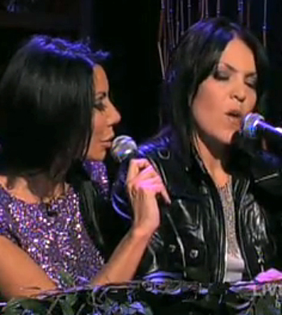 'Real Housewife' Danielle Staub Sings Duet With Alleged Girlfriend (VIDEO)