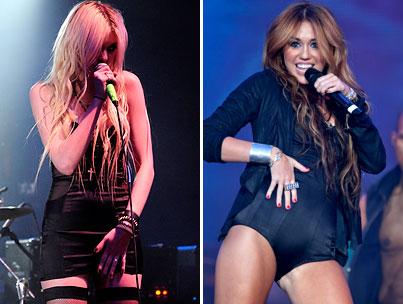 Is Taylor Momsen Copying Miley Cyrus?