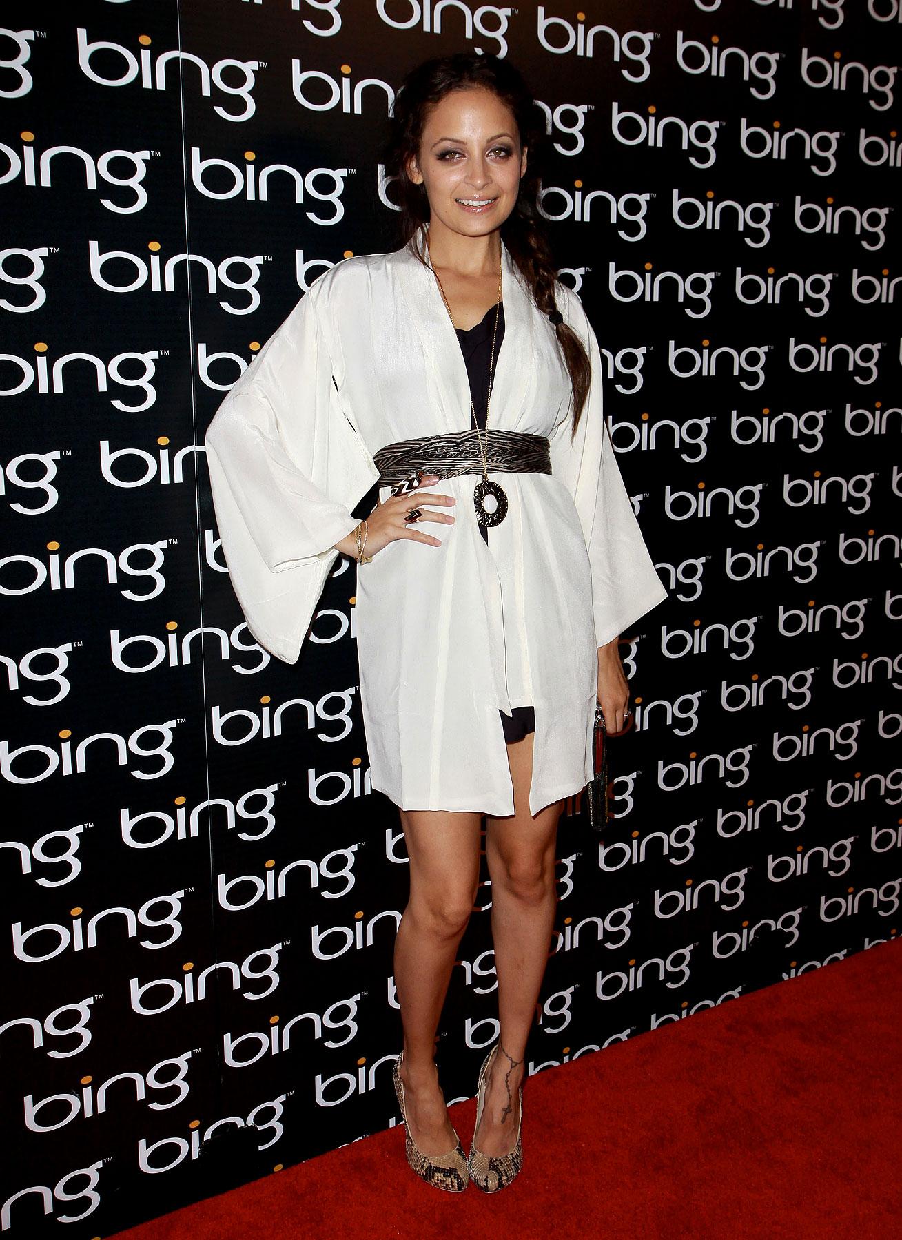 Fashion FTW: Nicole Richie Rocks The Kimono (PHOTOS)