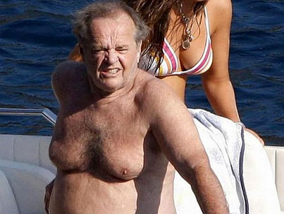 Today On The Internet: The 25 Sexiest Photos Of Jack Nicholson TOPLESS