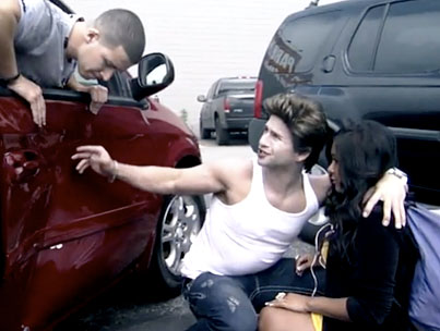 The 'Jersey Shore' Gives 'Twilight' A Guido Makeover (VIDEO)