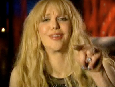 Courtney Love Offers Deep Thoughts on 'Behind the Music' (VIDEO)