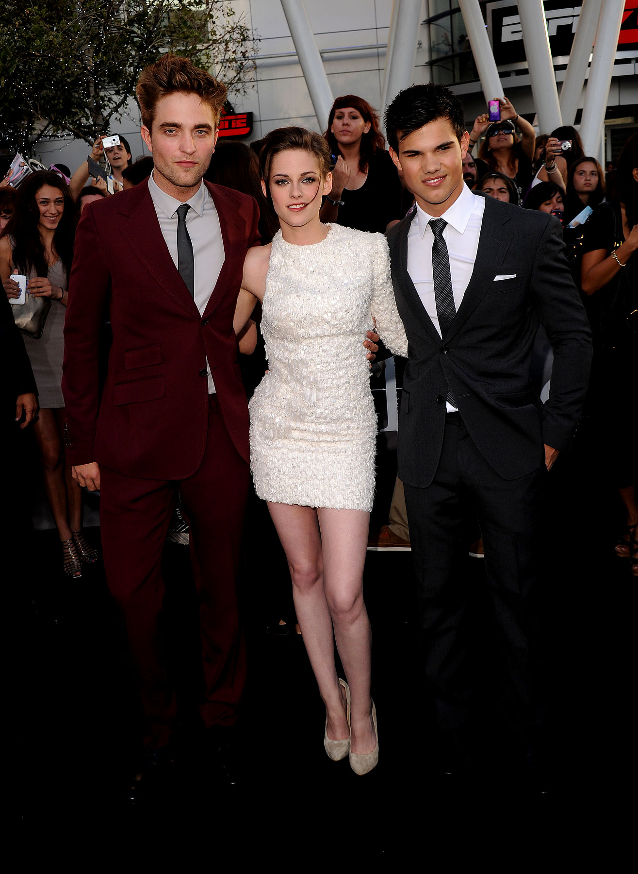 'The Twilight Saga: Eclipse' Premieres in LA (PHOTOS)
