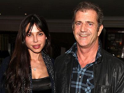 Mel Gibson Files Restraining Order Against Ex-Girlfriend