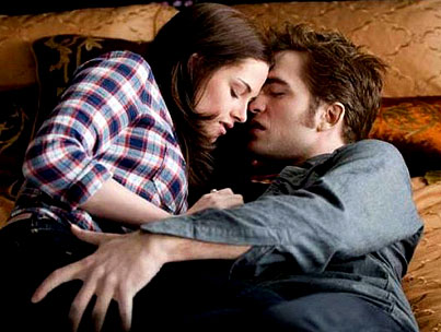 'Breaking Dawn' Will Have Steamy Sex Scenes