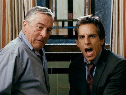 Ben Stiller & Robert DeNiro Are Back Again With 'Little Fockers' (VIDEO)