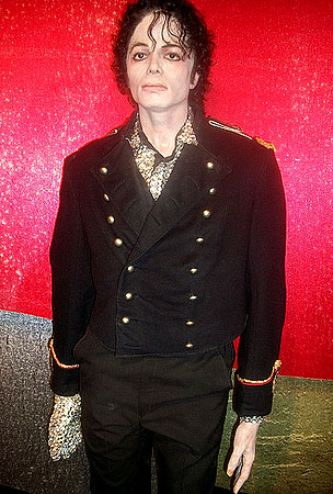 Today On The Internet: The Worst Michael Jackson Wax Figures