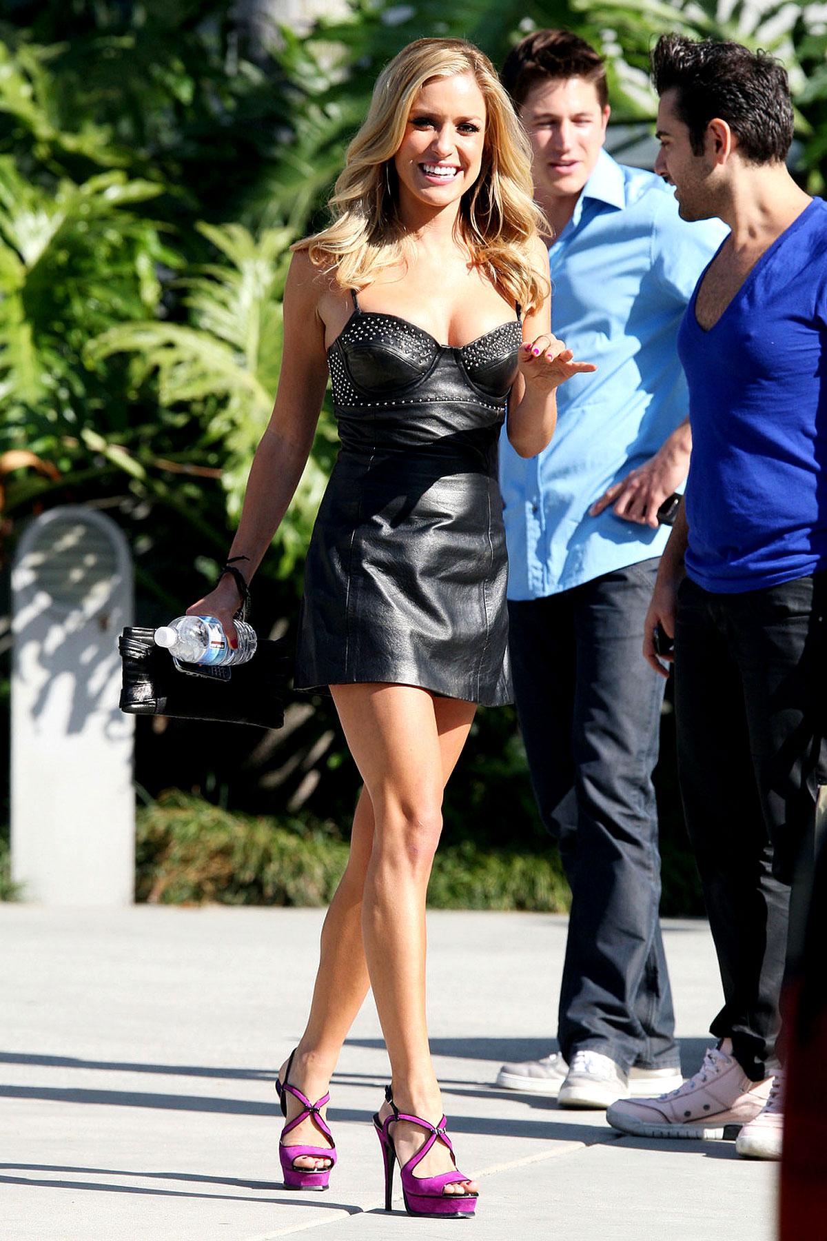 Kristin Cavallari Wears Dominatrix Dress On 'Chelsea Lately' (PHOTOS)