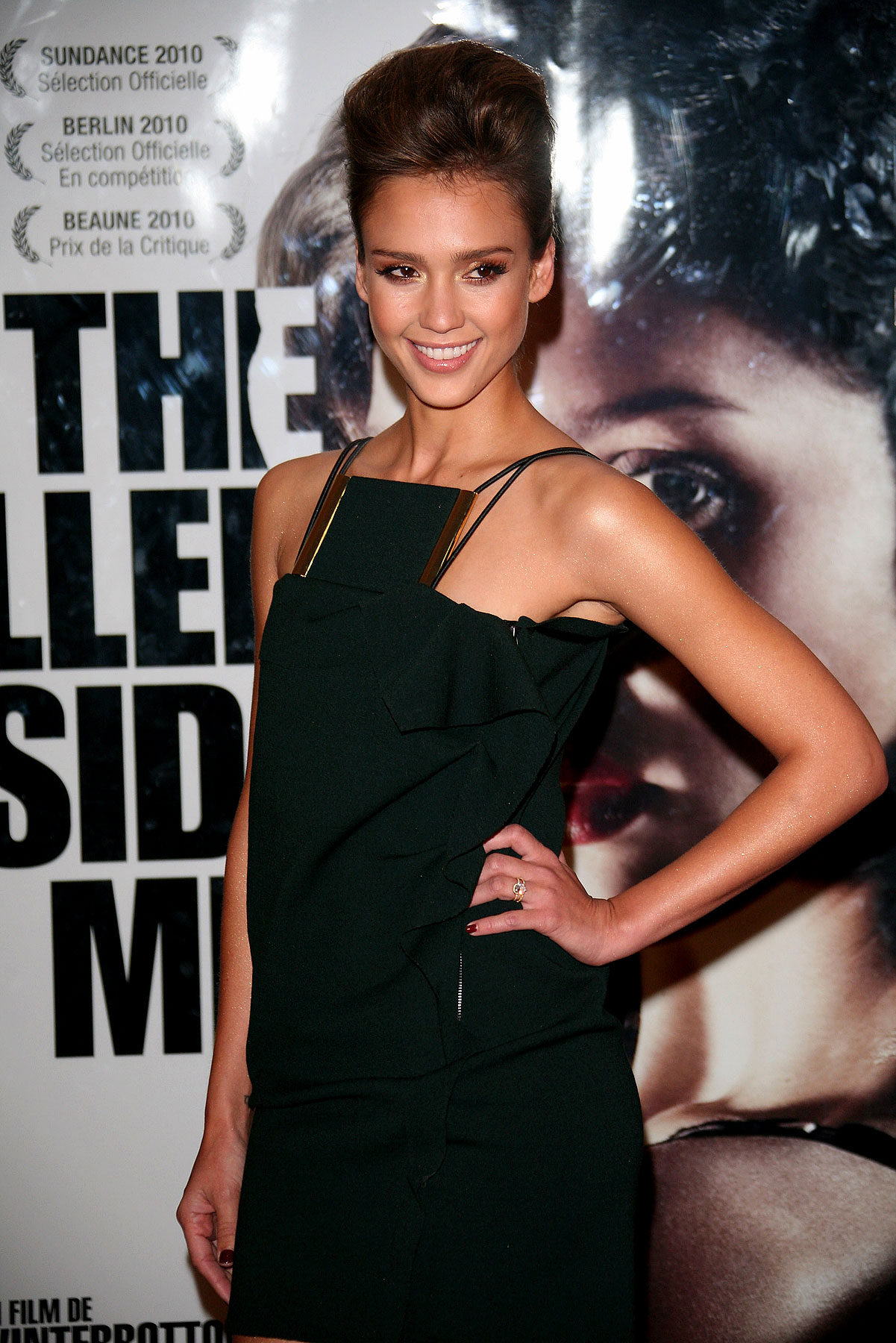 Jessica Alba Kills It At 'The Killer Inside Me' Premiere (PHOTOS)