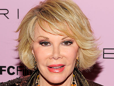 Joan Rivers Wants Gays To Stay In The Closet