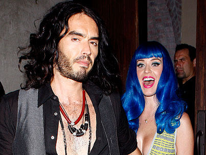 Are Katy Perry & Russell Brand Already Married?