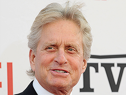 Michael Douglas' Ex-Wife Greedy for 'Wallstreet 2′ Money
