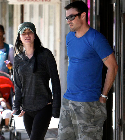 Did Megan Fox & Brian Austin Green Get Married?