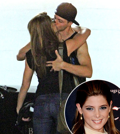 Ashley Greene's Mystery Man Revealed