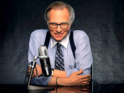 BUZZINGS: 'Larry King Live' Goes Off The Air After 25 Years
