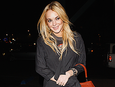 Cop Reportedly Confused Lindsay Lohan's Cocaine for Breath Mint