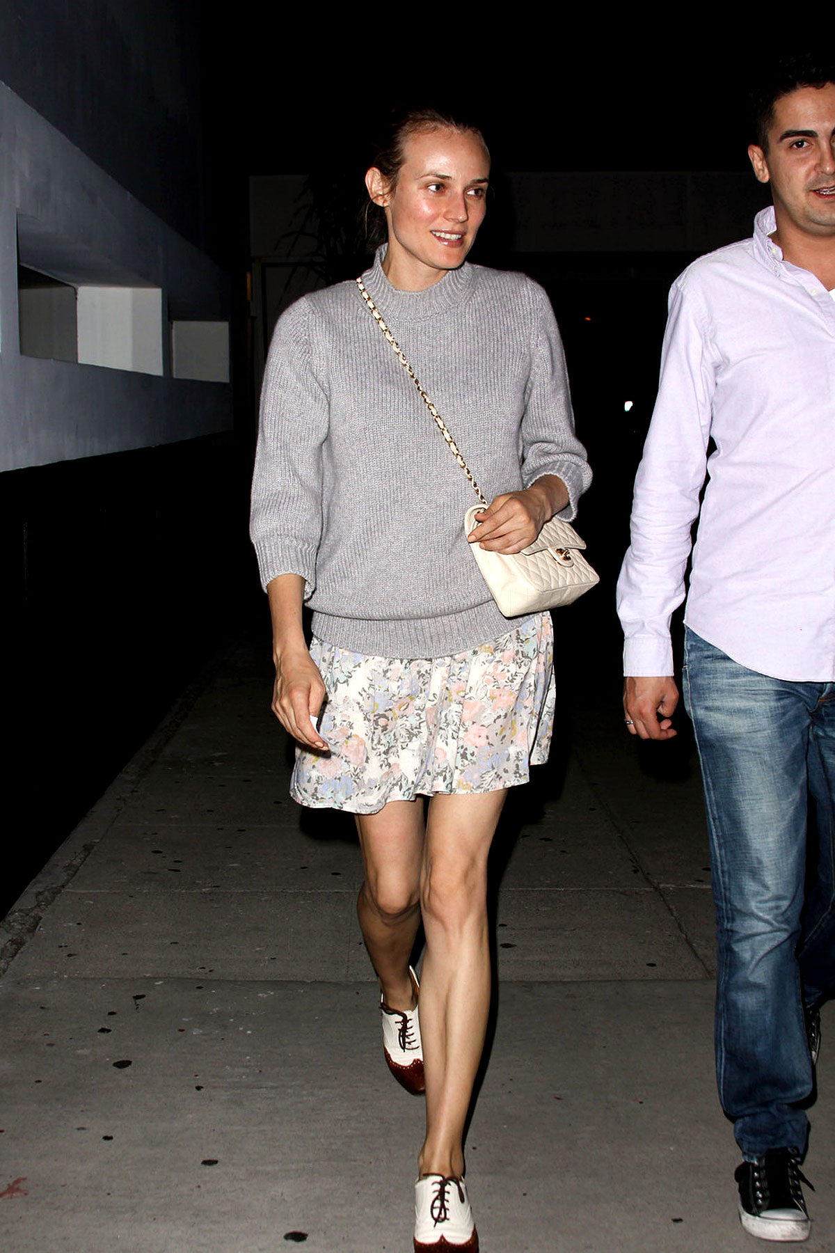 Fashion FTW: Diane Kruger Is So Trendy (PHOTOS)