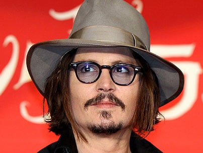 Johnny Depp to Star in 'Doctor Who' Movie?