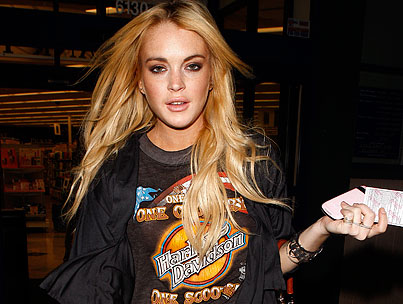 Lindsay Lohan Adds to Her Legal Woes With Fraud Lawsuit