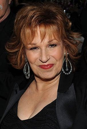 Is Joy Behar Replacing Larry King?