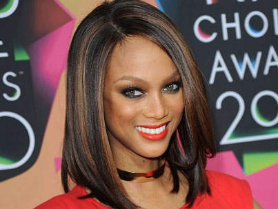 Tyra Banks Will Soon Live Inside Your Computer