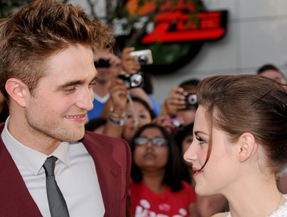 BUZZINGS: Robert Pattinson and Kristen Stewart's Relationship Might Be Fake