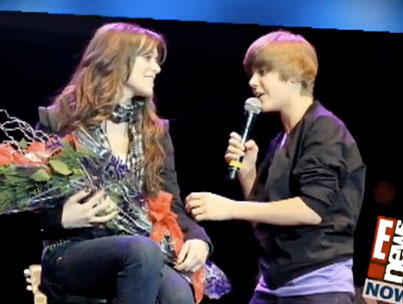 Does Justin Bieber Have A Secret Girlfriend? (VIDEO)