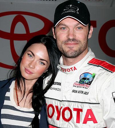 Megan Fox's Mother Left Out Of Secret Wedding
