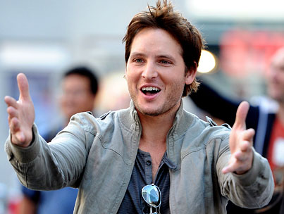 Peter Facinelli Might Be Watching 'Eclipse' In Your Theater
