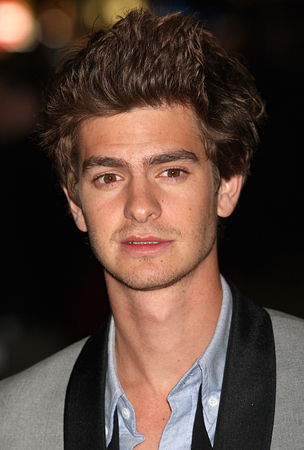 Unknown Actor Andrew Garfield Is The New Spider-Man