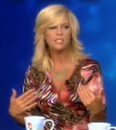 Kate Gosselin Denies Plastic-Surgery Rumors (VIDEO)